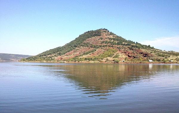 Lac Du Salagou 34